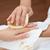 kéz · kezelés · terapeuta · bőr · maszk · ügyfelek - stock fotó © gsermek