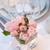 detalle · elegante · cena · flor · boda · luz - foto stock © gsermek