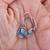 Blauw · saffier · geïsoleerd · witte · edelsteen · mode - stockfoto © gsermek