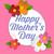 tavasz · klasszikus · virág · kör · kártya · szín - stock fotó © gubh83
