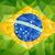 triângulo · geométrico · Brasil · bandeira · vetor · livro - foto stock © gubh83