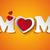 szczęśliwy · matka · dzień · serca · wektora · papieru - zdjęcia stock © gubh83