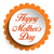 Happy Mother Day Heart Tag Background stock photo © gubh83