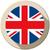 kaart · Engeland · vlag · stad · zwarte · silhouet - stockfoto © gubh83