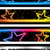 heldere · vector · star · vier · kleuren · kleur - stockfoto © gubh83