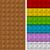 seamless square pattern colorful set geometric stock photo © gubh83