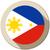 zászló · Fülöp-szigetek · kék · piros · vízszintes · csíkok - stock fotó © gubh83