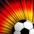 Almanya · bayrak · futbol · topu · vektör · dünya · futbol - stok fotoğraf © gubh83