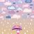 molhado · guarda-chuva · vermelho · chuva · cair · objeto - foto stock © gubh83