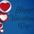 szczęśliwy · dzień · ojca · niebieski · ikona · przycisk · wektora · projektu - zdjęcia stock © gubh83