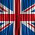 bandera · Reino · Unido · resumen · rojo · ola - foto stock © gubh83
