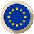 Europie · banderą · przycisk · ikona · nowoczesne · wektora - zdjęcia stock © gubh83
