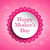 szczęśliwy · matka · dzień · serca · tag · wektora - zdjęcia stock © gubh83