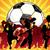 dev · kalabalık · futbol · oyun · düzenlenebilir - stok fotoğraf © gubh83