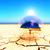 opwarming · van · de · aarde · illustratie · landschap · woestijn · zomer · hot - stockfoto © guffoto