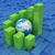 3D · business · terra · grafico · a · barre · oro · arrow - foto d'archivio © guru3d