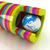 3d colorful abstract cut pipe and earth stock photo © guru3d