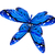 borboleta · branco · natureza · beleza · preto · planta - foto stock © Guru3D