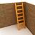 лестнице · кирпичная · стена · белый · стены · краской · городского - Сток-фото © Guru3D