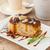 kenyér · puding · házi · készítésű · rusztikus · asztal · kávé - stock fotó © hansgeel