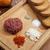 carne · toast · pane · aglio · parmigiano · cena - foto d'archivio © hanusst
