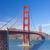 golden gate bridge in san fracisco city stock photo © hanusst