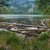 озеро · парка · пейзаж · реке · красивой · гор - Сток-фото © hanusst