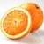 gesneden · oranje · twee · sinaasappelen · half · oranje · vruchten - stockfoto © hanusst