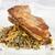 porc · ventre · lard · vert - photo stock © hanusst