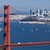 San · Francisco · panorama · Golden · Gate · Bridge · business · acqua · città - foto d'archivio © hanusst