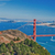 san francisco panorama w the golden gate bridge stock photo © hanusst