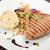 porc · vert · salade · nid · viande - photo stock © hanusst
