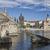 Praga · ponte · República · Checa · madrugada · cidade · luz - foto stock © hanusst