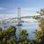 San · Francisco · pont · matin · ciel · bâtiment · construction - photo stock © hanusst