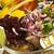 卵 · 新鮮な · レタス · サラダ · 菜 · 赤 - ストックフォト © hanusst