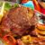 mexikói · konyha · marhahús · kék · olaj · labda - stock fotó © hanusst