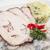 cerdo · chuleta · setas · papa · boca - foto stock © hanusst