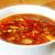 kom · soep · groene · diner · Rood · pasta - stockfoto © hanusst