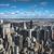 New · York · City · manhattan · vista · para · a · rua · preto · e · branco · edifício · arranha-céus - foto stock © hanusst