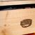 lege · houten · lade · afbeelding · geïsoleerd · witte - stockfoto © haraldmuc