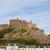 castello · panorama · pietra · isola · Europa · paese - foto d'archivio © haraldmuc