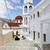 kilise · köy · Yunanistan · Bina · doğa · sokak - stok fotoğraf © haraldmuc