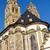 kale · kilise · harabe · Almanya · su · şehir - stok fotoğraf © haraldmuc
