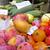 新鮮な · 赤 · 市場 · マデイラ · ポルトガル · 食品 - ストックフォト © haraldmuc