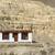 tiny house in the mountains of ladakh india stock photo © haraldmuc