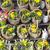 flor · amarela · prímula · pote · isolado · branco · casa - foto stock © haraldmuc