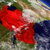 tanzania from space highlighted in red stock photo © harlekino