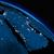 noc · arabski · półwysep · planety · Ziemi · przestrzeni · wysoko - zdjęcia stock © Harlekino
