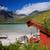 tekne · plaj · kulübe · eski · beyaz · plaj - stok fotoğraf © harlekino