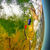 África · mapa · Burundi · bandeira · país · botão - foto stock © harlekino